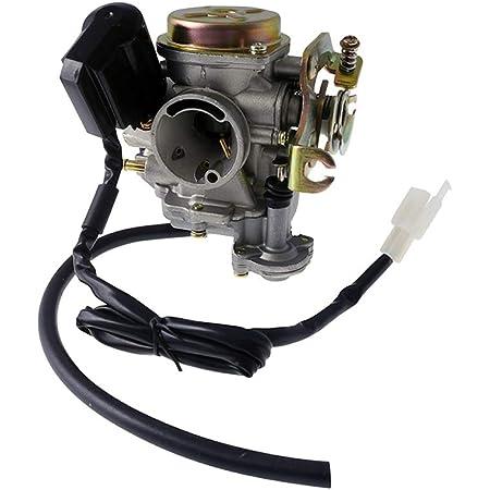2extreme Standard Vergaser Kompatibel Für Benzhou Yy50qt 15 Retro Star Auto