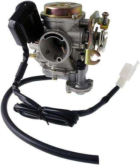 2extreme Standard Vergaser Kompatibel Für Yiying Yy50qt 2 Auto