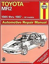 Toyota MR2 '85'87 (Haynes Repair Manuals) 1st edition by Haynes, John (1987) Paperback