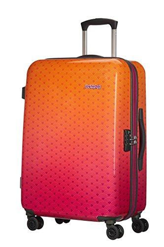 American Tourister 66549/5464 Jazz 2 Valigia, 64 litri, ABS, Multicolore