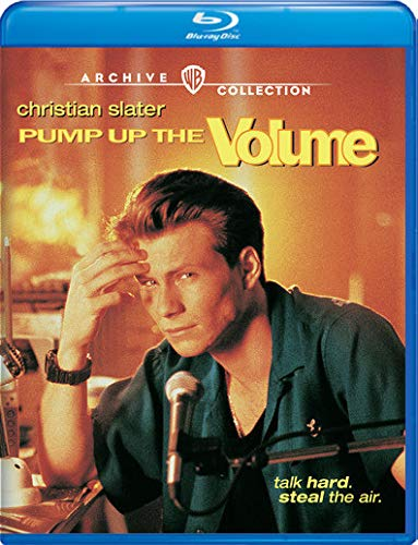 Pump Up the Volume [Blu-ray]