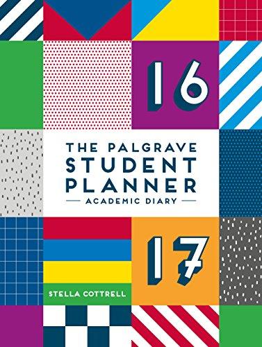 The Palgrave Student Planner 2016-17 (Macmillan Study Skills)