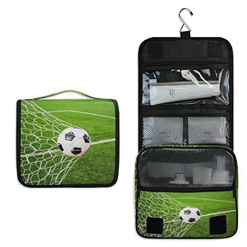 RXYY - Bolsa de aseo para colgar para balón de fútbol o...