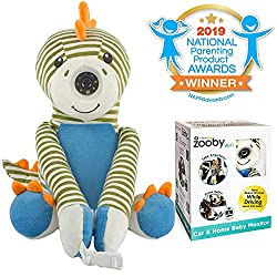 Zooby Car Baby Monitor