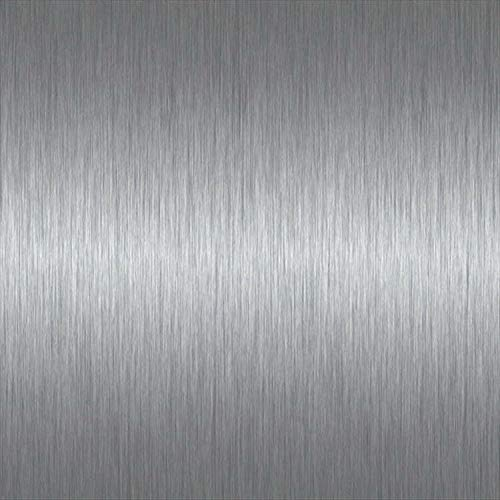 "Tarm&Sons 48"" long 430 Stainless Steel Sheet Wall Cover/Roof Plate/Kick Plate/Range Hood Back Splash 24 Gauge 0.024"" inch/0.63mm (More custom sizes in store) (48"" x 35"")"
