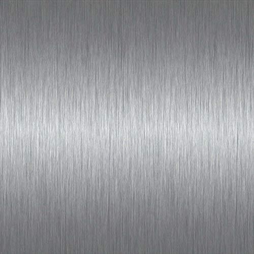 Tarm&Sons 48' long 430 Stainless Steel Sheet Wall Cover/Roof Plate/Kick Plate/Range Hood Back Splash 24 Gauge 0.024' inch/0.63mm (More custom sizes in store) (48' x 35')