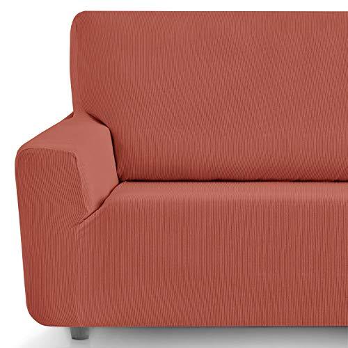 Eiffel Textile Funda Sofa Elastica Protector Adaptable Rúst
