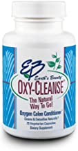 Earth's beauty OXY-Cleanse oxygen Colon Conditioner 75 capsules (pack of 1)