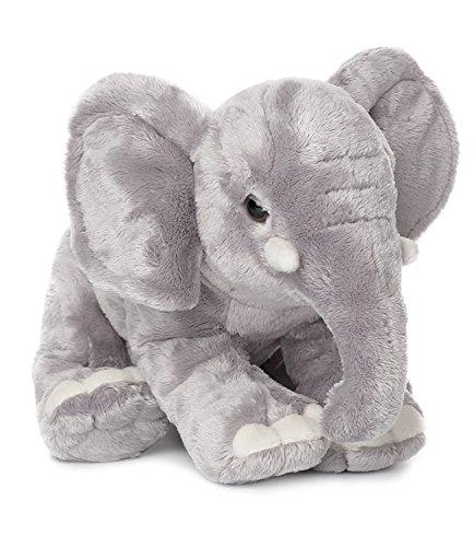 WWF Plüschtier Elefant (18cm) 2 Varianten Kuscheltier Stofftier NEU (Rüssel runter)