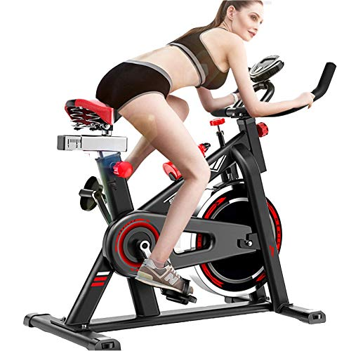 Aocean Sport Exercise Bike Indoor Studio Cycle Gym Machine Cycling Home Cardio Fitness Adjustable Bike