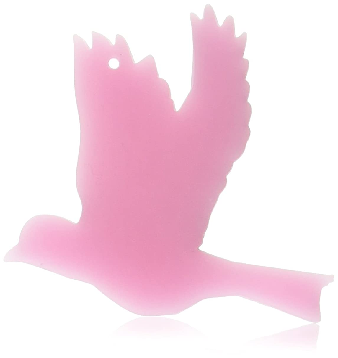 からゲート寄付するGRASSE TOKYO AROMATICWAXチャーム「ハト」(PI) ゼラニウム アロマティックワックス グラーストウキョウ