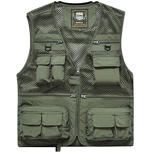FREIESOLDATEN - Multi-Pocket Waistcoat