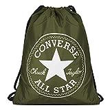 Converse Flash Gymsack C45FGF10-322; Unisex Bag; C45FGF10-322; Green; One Size EU (UK)