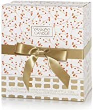 YANKEE CANDLE Countdown Calendar Gold Accent 24 Days