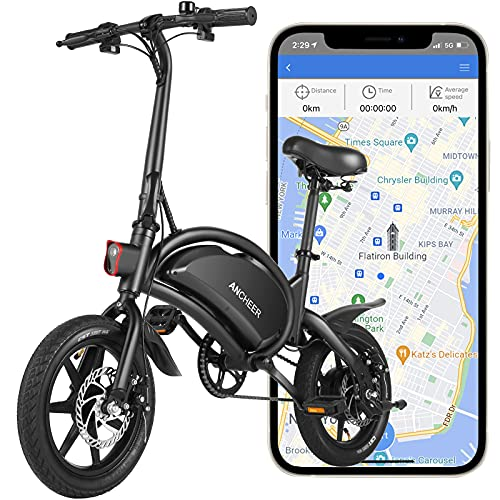 ANCHEER Electric Commuter Bike 500W