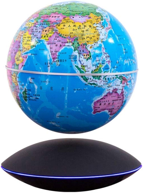 Starsou Freischwebender Globus Mit Beleuchteter Beleuchteter Beleuchteter Magnet-Schwebebasis, 6 Inches B07PXN1JH7 | Genialität  77ad91
