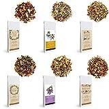 RINAMA – Lote de 6 paquetes de infusiones naturales a granel sabores ponches de frutas �...