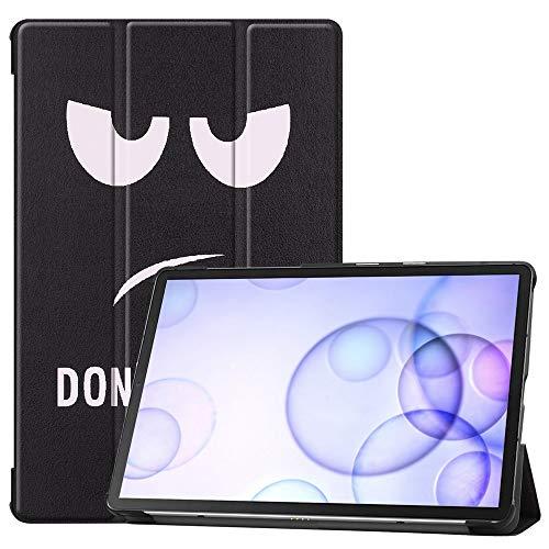 Haiqing Funda para tablet Galaxy Tab S6 de 10,5 pulgadas SM-T860 con función atril y función atril para Samsung Galaxy Tab S6 de 10,5 pulgadas (7)