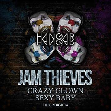 Crazy Clown / Sexy Baby