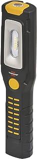 Brennenstuhl Led-werklamp met accu/accu werkplaatslamp met magneet (300+100 lm, LED-zaklamp met tot 10 uur lichtduur, 360°...