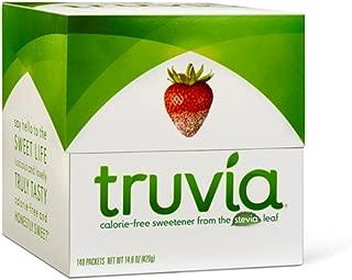 Truvia Natural Sweetener, 140 Packets