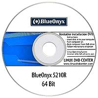 "BlueOnyx Linux 'Open Source Web Hosting Solution"" (64Bit) - Bootable Linux Installation DVD"