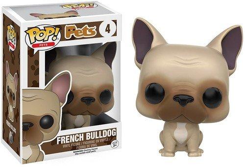 Funko POP Pets: Pets - French Bulldog Action Figure