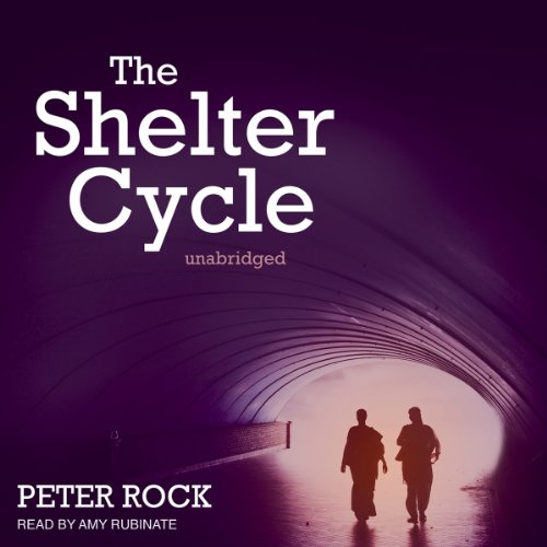 The Shelter Cycle audiobook cover art