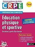 Education physique et sportive - CRPE 2017 - Préparation à l'épreuve orale
