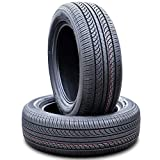 Set of 2 (TWO) Fullway PC369 All-Season Performance Radial Tires-225/60R17 225/60/17 225/60-17 99H Load Range SL 4-Ply BSW Black Side Wall
