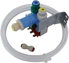 OEM Mania (Original Version) IMV708 W10408179 4389177 Water Inlet Valve Kit for Whirlpool Kitchenaid Kenmore Refrigerator