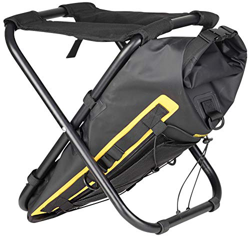 Spro Black Sitpack 40 Rucksack & Stuhl