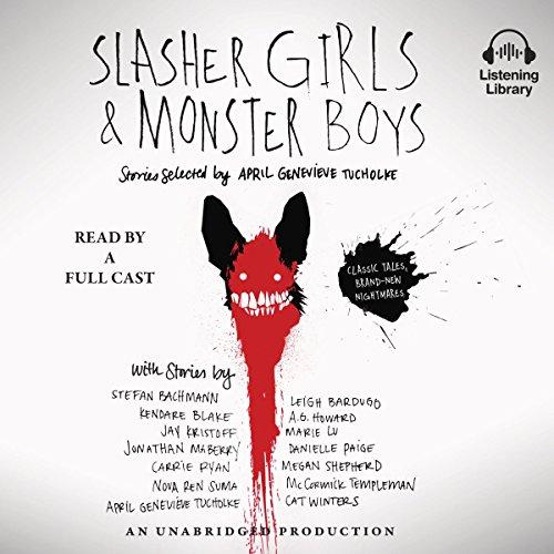 Slasher Girls & Monster Boys cover art