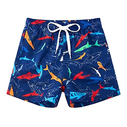 Idgreatim Badeshorts Kinder Bench Badehose Swim Shorts Kurze Hosen Kurze Laufshorts schwimm Hose