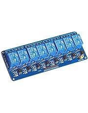 ريلاي 8 قنوات للأردوينو Relay Arduino