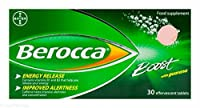 Beroccaツョ Boost Sugar Free With Guarana - 30 Effervescent Tablets by Berocca