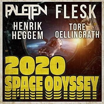 Space Odyssey 2020 (feat. Henrik Heggem)