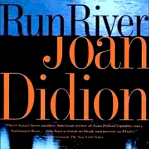 Run, River audiobook cover art