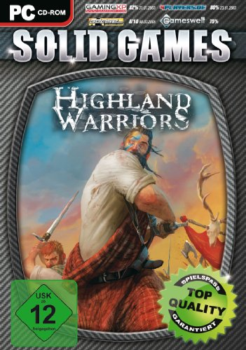 Solid Games Highland Warriors - [PC]
