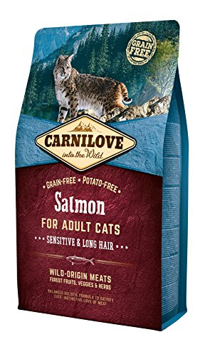 Carnilove Katze Sterilise im lachs 2kg
