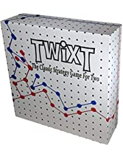 Twixt 戦略ボードゲーム STEM おもちゃ 男の子と女の子両方向け 対象年齢 8歳以上 日本語説明書付き