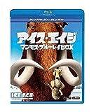 アイス エイジ マンモス ブルーレイ BOX<アイス・エイジ 4 パイレーツ大冒険 入り 4枚組> 初回生産限定 セット