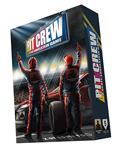 Stronghold Games STG00005 Brettspiel Pit Crew