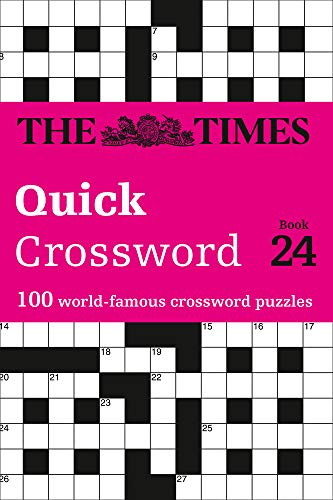 The Times Quick Crossword Book 24: 100 General Knowledge Puzzles from The Times 2