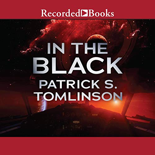 In the Black Audiobook By Patrick S. Tomlinson cover art
