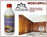 chogan MOBILBRILL Detergente lucidante delicato multisuperfice (500 ML)