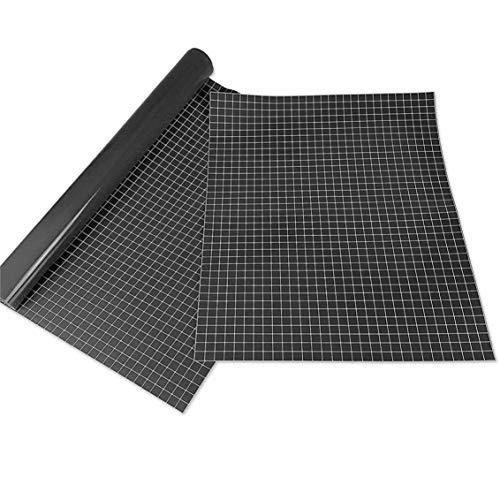 Coolinato Set 2 Silikon Backmatten 38x30cm und 40x60cm, Dauerbackfolie für Backofen, Backunterlage, Teigunterlage