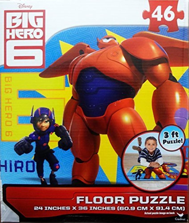 Disney Big Hero 6 Floor Puzzle (46-piece) by Big Hero 6