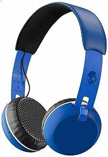 Skullcandy Grind On Ear Wireless Headphones, Royal Blue/Black - S5GBW-J546
