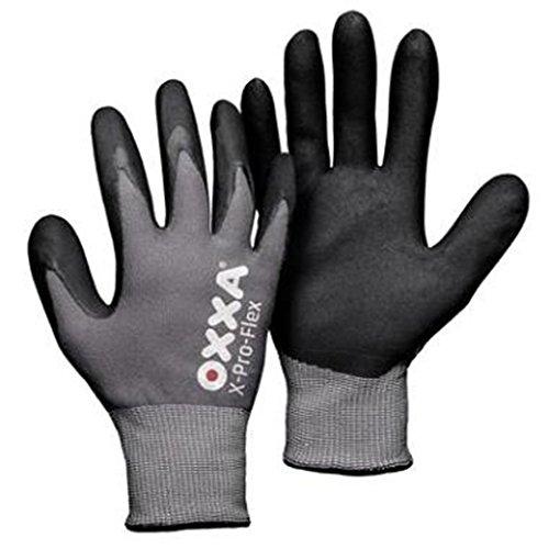 Oxxa 1 51 290 09 Handschuh X-Pro-Flex NFT Größe 9 in schwarz